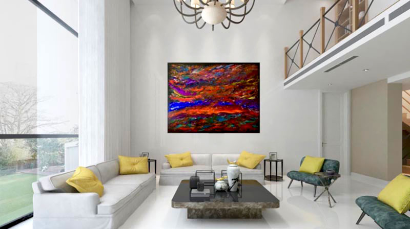 Original Abstract Paintings For Sale